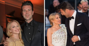 """Kylie Minogue Needed to """"Rebuild"""" Her Heart Before Letting Paul Solomons In"""