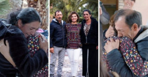 Woman Reunites With Her Parents 25 years After She Was Kidnapped At Birth