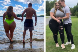 Woman Who Was Always Dumped For Her Weight Finds Love With Personal Trainer